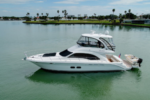 52' Sea Ray 52 Sedan Bridge 2007 Sea Ray 52
