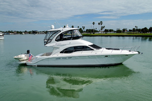 52' Sea Ray 52 Sedan Bridge 2007 Sea Ray 52 Sedan Bridge
