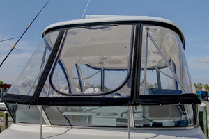 52' Sea Ray 52 Sedan Bridge 2007 Enclosure