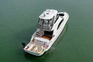 52' Sea Ray 52 Sedan Bridge 2007 Overhead