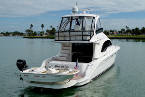 52' Sea Ray 52 Sedan Bridge 2007