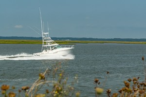 Rumor Has It is a Albemarle 360 Express Fisherman Yacht For Sale in CHINCOTEAGUE--6