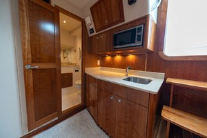 Rumor Has It is a Albemarle 360 Express Fisherman Yacht For Sale in CHINCOTEAGUE--24