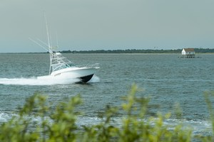 Rumor Has It is a Albemarle 360 Express Fisherman Yacht For Sale in CHINCOTEAGUE--5