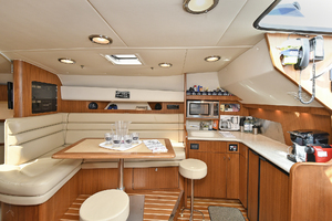 Tiara 3800 Open-2003-Catch 22 Oyster Bay-New York-United StatesDinette/ Galley 1224923 thumb