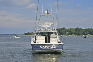Tiara 3800 Open-2003-Catch 22 Oyster Bay-New York-United StatesTransom 1224900 thumb