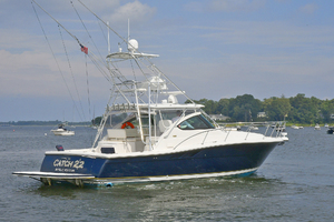 Tiara 3800 Open-2003-Catch 22 Oyster Bay-New York-United StatesPort Side Stern 1224901 thumb