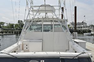 Tiara 3800 Open-2003-Catch 22 Oyster Bay-New York-United StatesCockpit 1224907 thumb