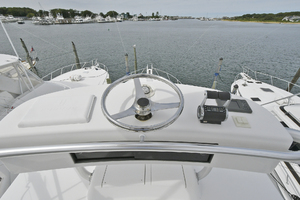 52' Viking 52 Open 2009 Tower Helm Station