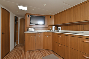 52' Viking 52 Open 2009 Galley