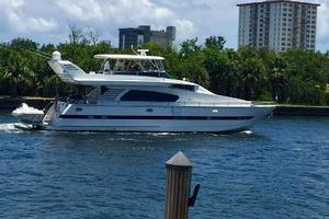 65' Motoryacht 2000  BLUE HORIZON