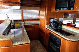 58' Hampton 580 Pilot House 2009