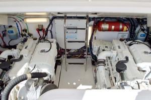 38' Tiara 3800 Open 2007 Engine Room