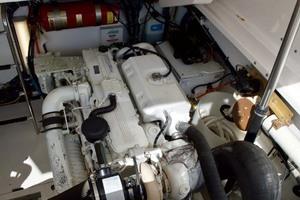 38' Tiara 3800 Open 2007 Starboard Engine