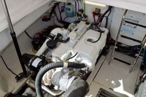 38' Tiara 3800 Open 2007 Port Engine