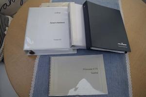 72' Princess V72 2013 Owners Manuals
