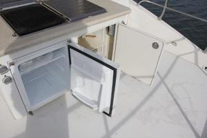 65' Marquis 65 Motor Yacht Skylounge 2006 Refrigerator, Freezer and Storage