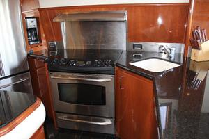 65' Marquis 65 Motor Yacht Skylounge 2006 Galley