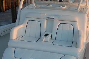 Fair Catch is a Regulator 41 Center Console Yacht For Sale in MANTEO--33