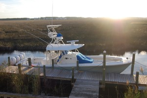 Fair Catch is a Regulator 41 Center Console Yacht For Sale in MANTEO--37