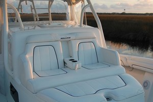 Fair Catch is a Regulator 41 Center Console Yacht For Sale in MANTEO--34