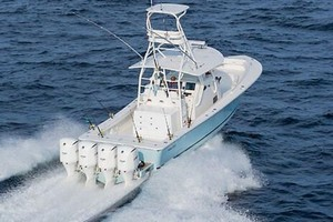 Fair Catch is a Regulator 41 Center Console Yacht For Sale in MANTEO--1