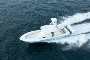 Fair Catch is a Regulator 41 Center Console Yacht For Sale in MANTEO--0