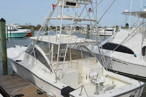 BIG BOYS TOY is a Albemarle 41 Express Yacht For Sale in MOREHEAC CITY--7