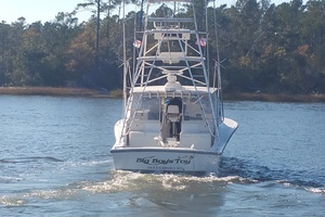 BIG BOYS TOY is a Albemarle 41 Express Yacht For Sale in MOREHEAC CITY--4