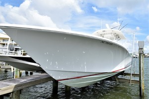 Reel Dirty is a Regulator 34SS Center Console Yacht For Sale in Beaufort--44