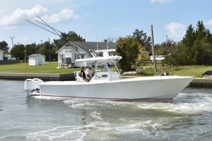 Reel Dirty is a Regulator 34SS Center Console Yacht For Sale in Beaufort--40