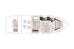 Princess 52 Flybridge-2017 -Staten Island-New York-United StatesStateroom Layout 1235340 thumb