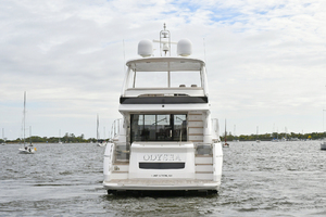 Princess 52 Flybridge-2017 -Staten Island-New York-United StatesTransom  1239311 thumb