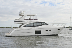 Princess 52 Flybridge-2017 -Staten Island-New York-United StatesStarboard Side 1239309 thumb