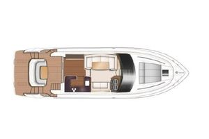 Princess 52 Flybridge-2017 -Staten Island-New York-United StatesMain Deck Layout 1235339 thumb