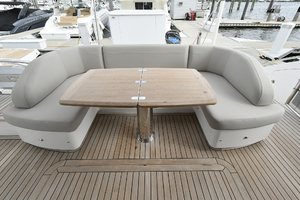 Princess 52 Flybridge-2017 -Staten Island-New York-United StatesCockpit Seating 1239300 thumb