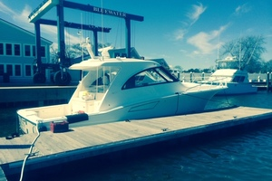 GHOST is a Cabo 40 HTX Yacht For Sale in GREENPORT--34