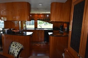 SEA DOZER is a Hatteras 80 Motoryacht Yacht For Sale in Jupiter--30