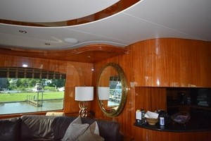 SEA DOZER is a Hatteras 80 Motoryacht Yacht For Sale in Jupiter--22
