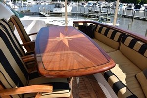 SEA DOZER is a Hatteras 80 Motoryacht Yacht For Sale in Jupiter--17