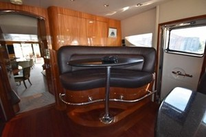 SEA DOZER is a Hatteras 80 Motoryacht Yacht For Sale in Jupiter--33
