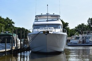 SEA DOZER is a Hatteras 80 Motoryacht Yacht For Sale in Jupiter--6
