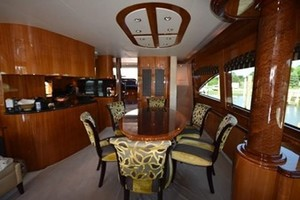 SEA DOZER is a Hatteras 80 Motoryacht Yacht For Sale in Jupiter--29