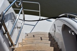 SEA DOZER is a Hatteras 80 Motoryacht Yacht For Sale in Jupiter--13