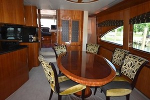 SEA DOZER is a Hatteras 80 Motoryacht Yacht For Sale in Jupiter--25