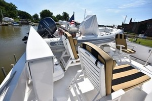 SEA DOZER is a Hatteras 80 Motoryacht Yacht For Sale in Jupiter--44