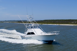55' Ocean Yachts 55 Super Sport 1989