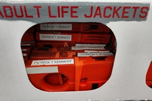 50' Willard Ub 1989 LifeJackets