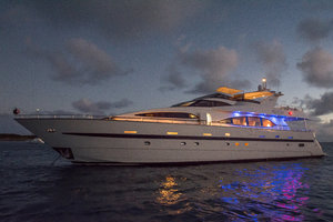 Azimut 100' 100 Jumbo 1999 No Name