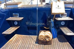 66' Gorbon Custom 1997 SWIM STEP